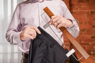Kalhotové ramínko s klipy